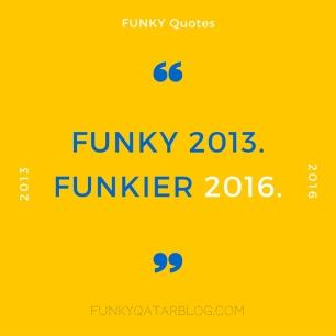 Funkier 2016