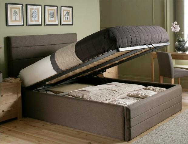 Storage-Bed